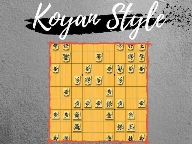 Koyan style apertura